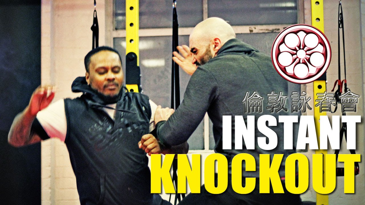 Download Knock Someone Out Every Time   Ultimate MUST LEARN Knockout for a Street Fight