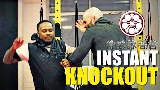 Knock Someone Out Every Time | Ultimate MUST LEARN Knockout for a Street Fight