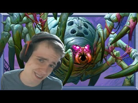 Taunt N'Zoth Druid Is ACTUALLY Broken (feat. New Druid Hero Card)