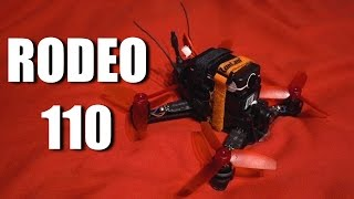 Walkera Rodeo 110 Brushless Micro - Will It carry a Mobius mini?