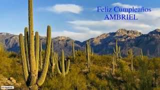 Ambriel   Nature & Naturaleza