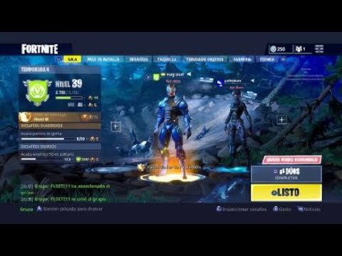 Fortnite_Partida+Llama+EPIC FAIL