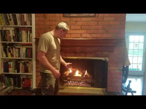 Rh Peterson Real Fyre Gas Logs