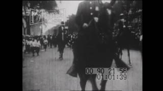 1920s Harlem Back to Africa Movement Protest Part 2