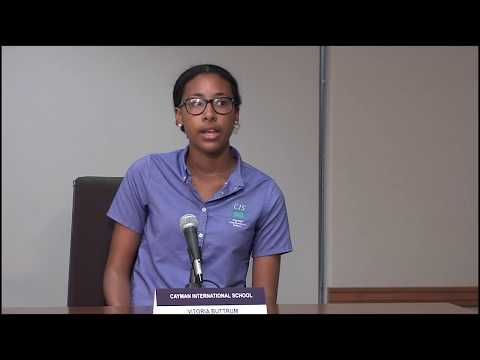 Child Month Teen Panel Discussion on Healthy Relationships 2017