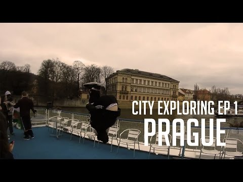 CITY EXPLORING: EPISODE 1 - PRAGUE