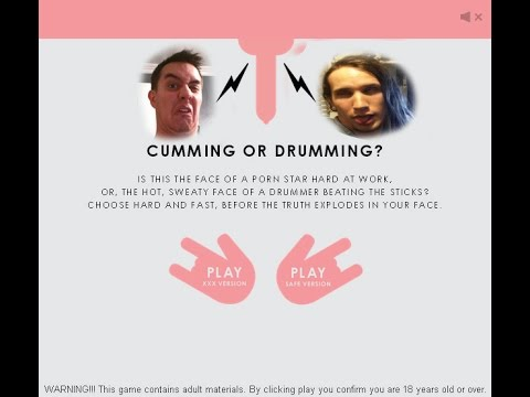 cumming or drumming