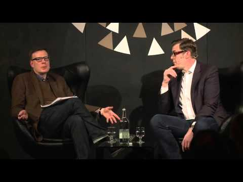 Interview with Richard Osman, presenter of Pointless