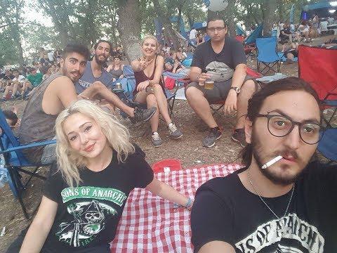 Nilüfer Müzik Festivali 2017 | Hey Douglas | Duman | Barış K | Can Gox | Flört