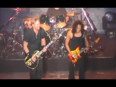 Metallica - Hannover, Germany [2003.12.05] Full Concert - 1st Source