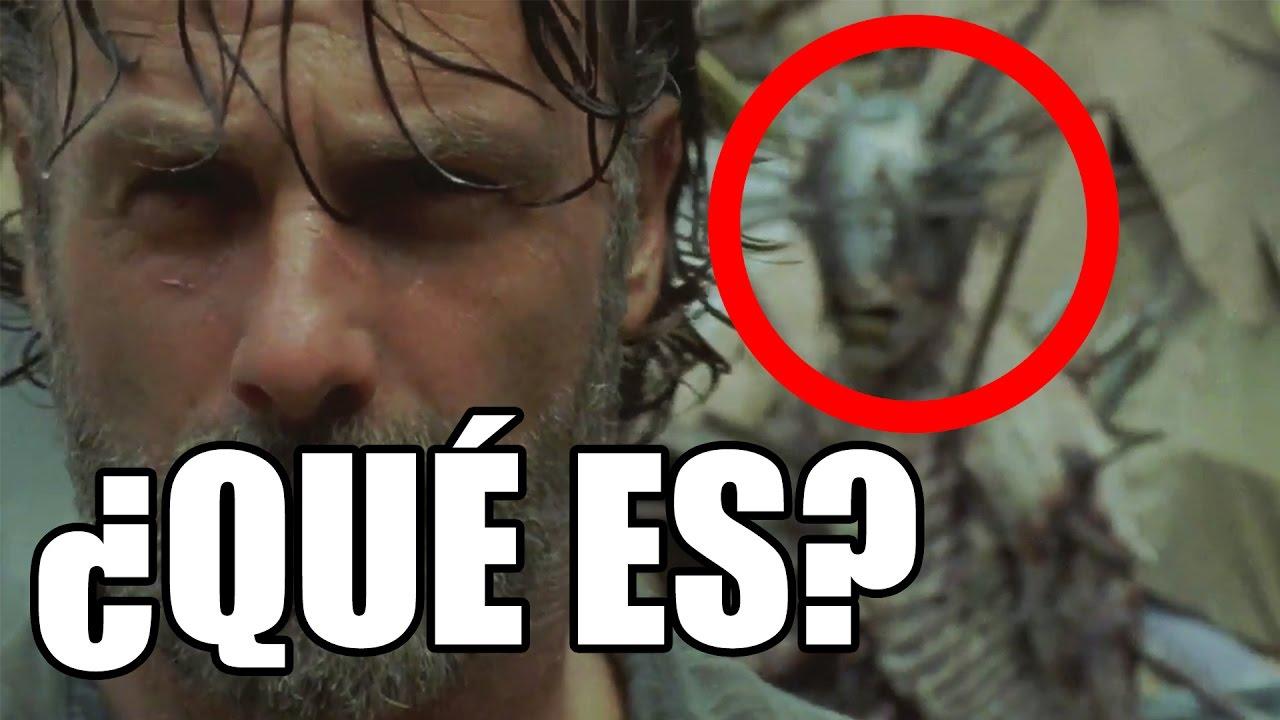 ANÁLISIS A LA PROMO DE LA SEGUNDA MITAD - The Walking Dead Temporada ...