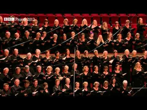 Walton: Belshazzar's Feast (Alleluia!) - BBC Proms 2012