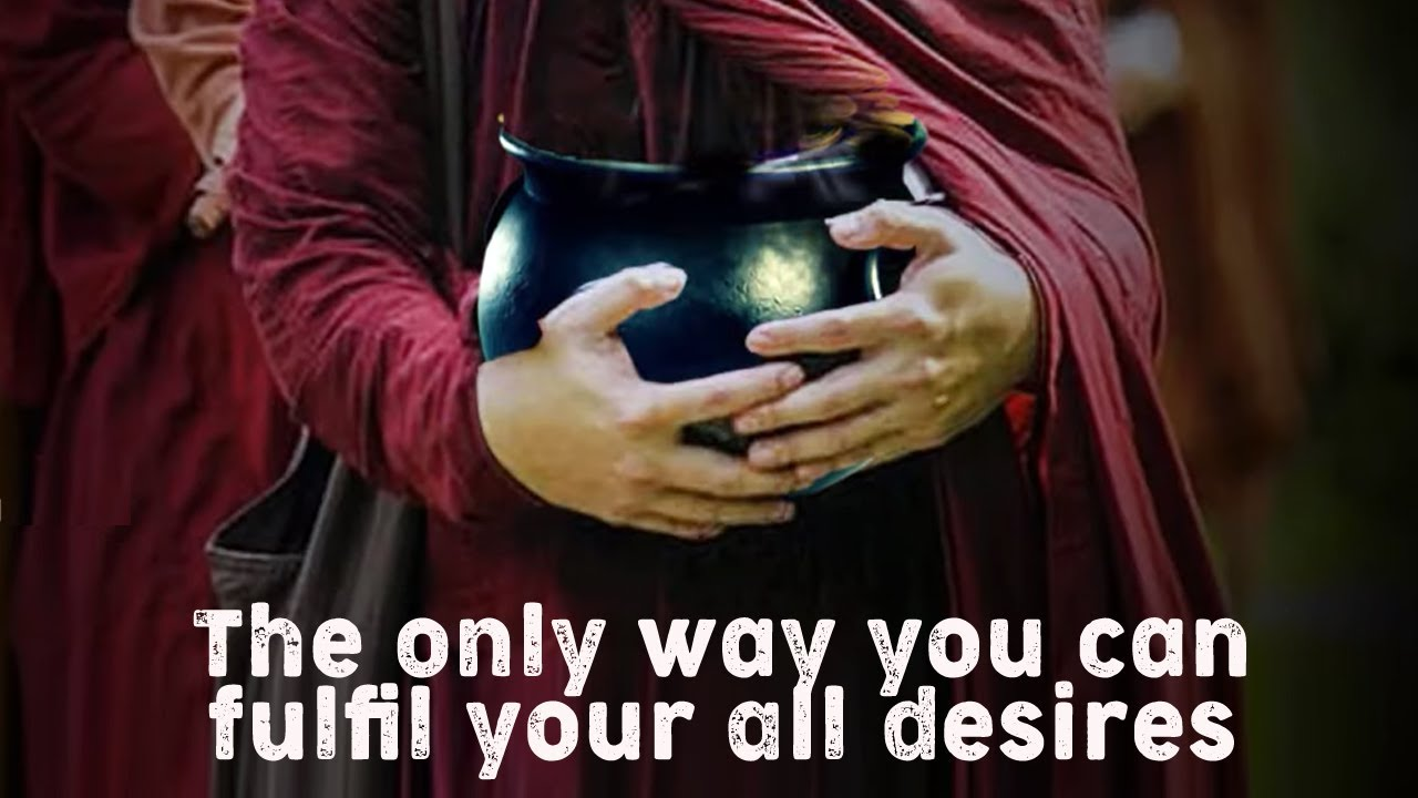 Why our desires remain unfulfilled? The only way you can fulfil your all desires. Motivational