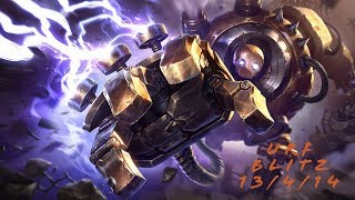 URF BLITZCRANK FUNNY HOOKS YOU WILL LAUGH I CANT HIT ONE OF THEM 😂 MANA BUILD IN URF
