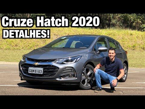 CHEVROLET CRUZE HATCH 2020 Em Detalhes - Falando De Carro