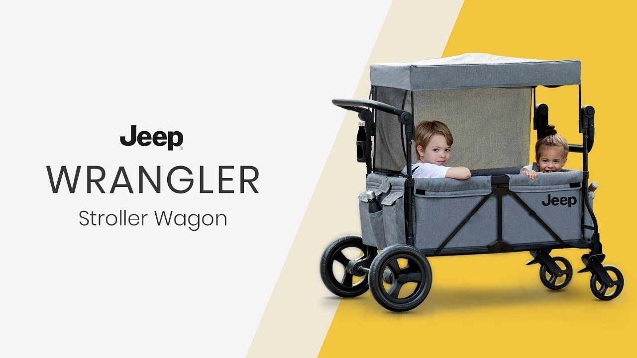 34++ Jeep wagon stroller dimensions information