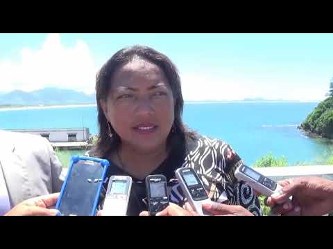 INFO FARADY : Ambassadeur Européenne à Fort Dauphin 25 au 28 Fevrier 2019
