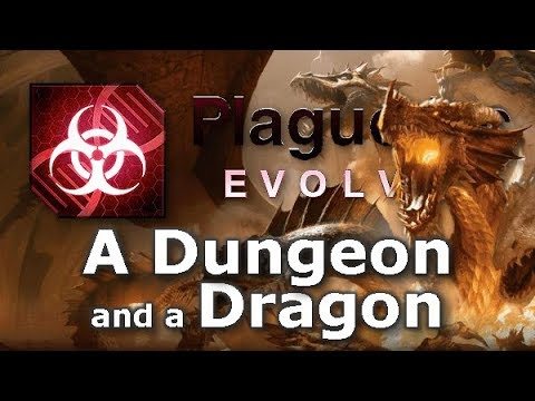 Plague Inc. Custom Scenarios - A Dungeon and a Dragon