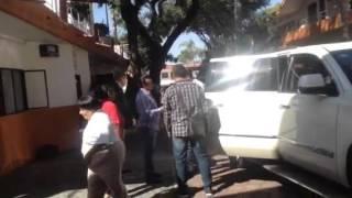 Cuauhtemoc Blanco,no es el mejor alcalde de Cuernavaca, lo cuida soldados,guaruras, un diputado del