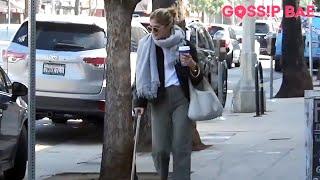 *EXCLUSIVE* Heartbreaking footage of Selma Blair struggling to walk.