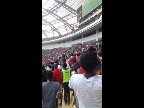 African foot (Drc vs Angola)