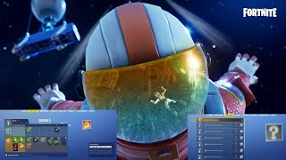 Fortnite Battle Royale Season 3 | New Skins/Challenges Leaked Space Themed New Free Update