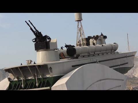 Novorossiysk City in Russia Travel & Vacation Video