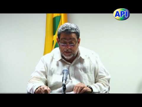 Statement By Prime Minister Dr. the Hon. Ralph E. Gonsalves on the Sale/Purchase of Shares in BOSVG