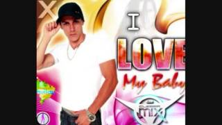 Dj Cleber Mix Feat Edy Lemond - I Love My Baby (2013)