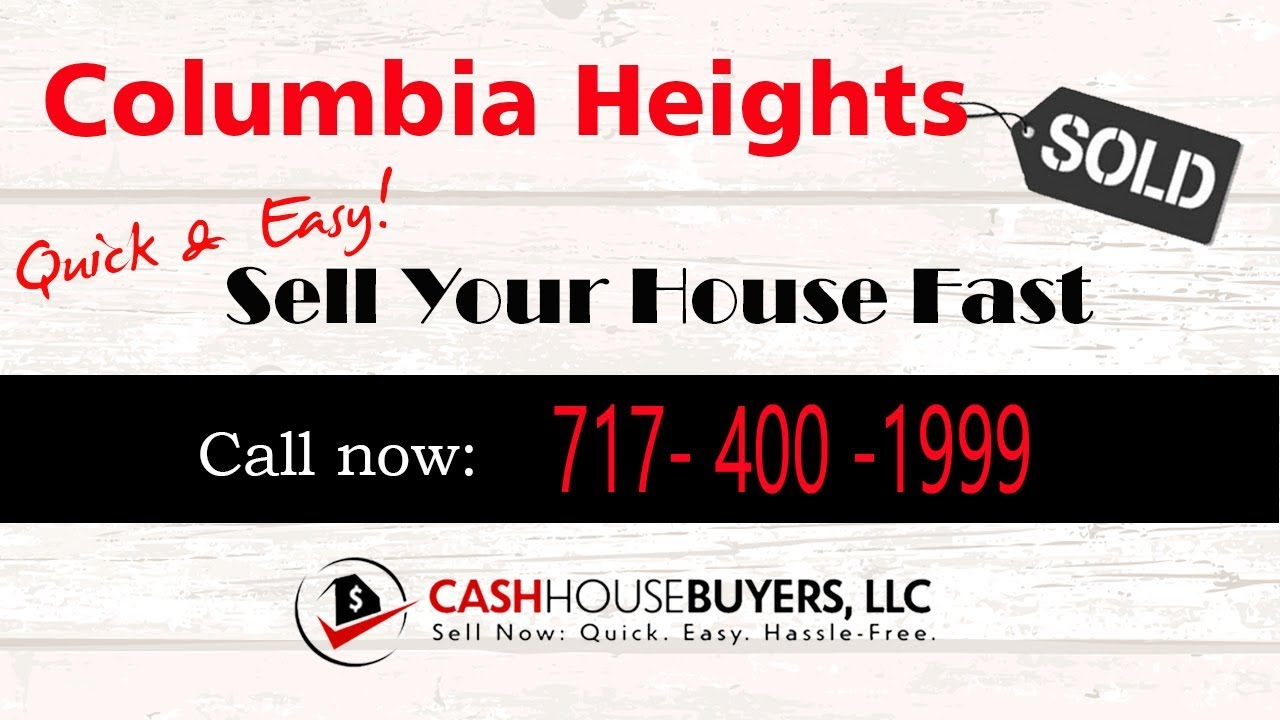 HOW IT WORKS We Buy Houses  Columbia Heights Washington DC   CALL 717 400 1999   Sell Your House