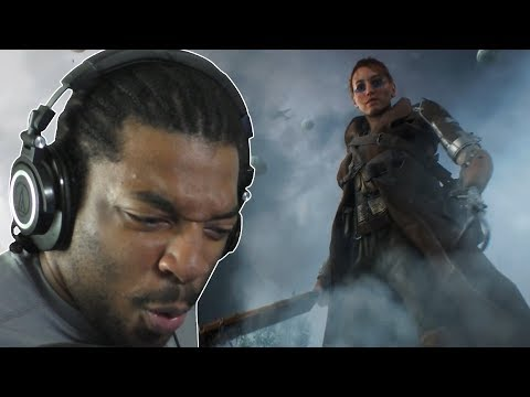 YOU HAVE MY ATTENTION | Reacting to Battlefield 5 (Official Reveal Gameplay Trailer)