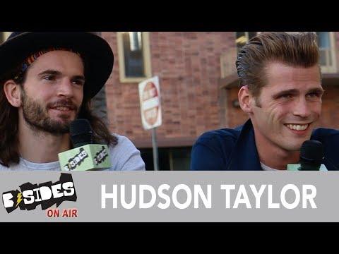 Hudson Taylor Talk Recording Latest Album 'Bear Creek To Dame Street', Early Busking Days