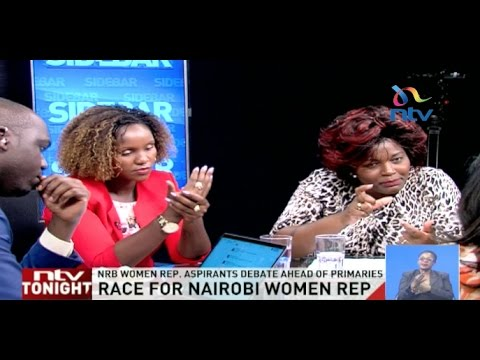Battle of the Nairobi Women Representatives on #Sidebar