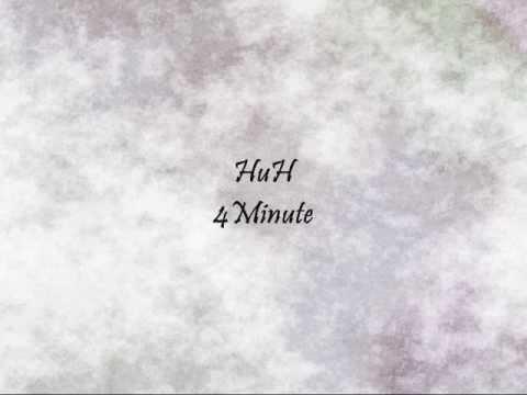 4Minute - HuH [Han & Eng]