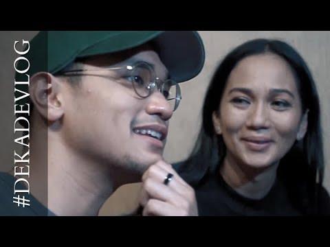 Afgan  Bawalah Cintaku feat Sheila Majid  #DEKADEVLOG Ep 1