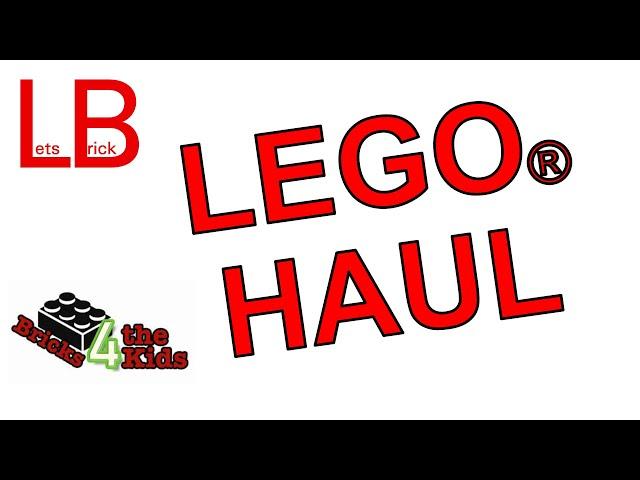 Lego Haul - Planeten Chaos - Steinbruch