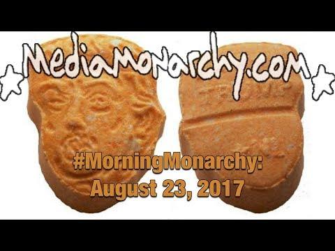 Blockchain Building & Quiet Hour on #MorningMonarchy: #August23, 2017
