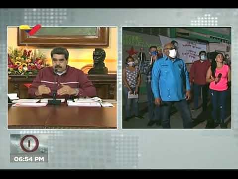 Maduro propondrá que Asamblea Nacional consulte a las comunas todos los proyectos y temas en debate