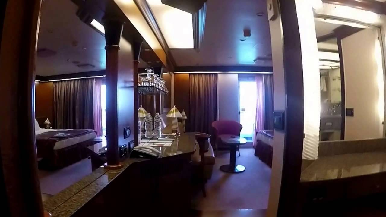 My Carnival Valor Ocean Suite 7283  7283  Cabin to the