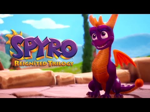 Spyro: Reignited Trilogy - All Three Games Official Gameplay | Gamescom 2018