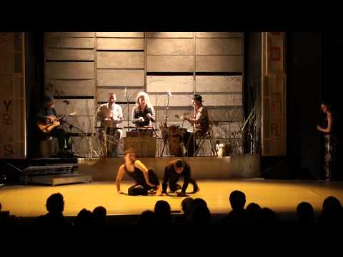 Bridport Youth Dance - Pick me up ...I may fall)