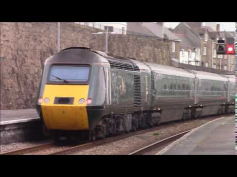 Trains at Penzance CML 18/02/17 (Early Mornings)