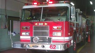 [Baltimore City] (Spare) Engine 13 Responding