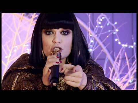 Jessie J - Price Tag acoustic-Top Of The Pops Christmas