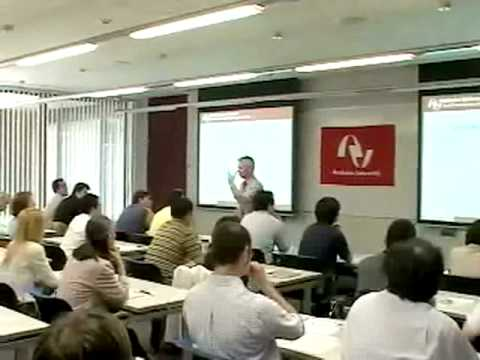 David Nunan TESOL Seminar:  Motivating Young Learners
