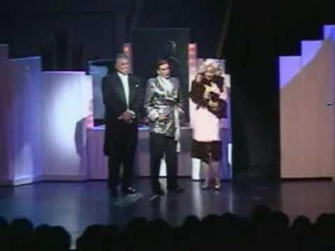 VICTOR VICTORIA el musical en Bs As Raul Lavie, Pa...