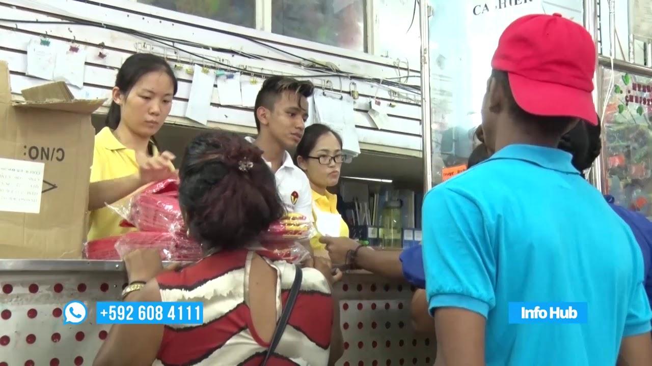 Chinese Celebrate 165 Years In Guyana