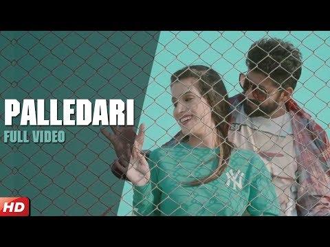 Palledari (Full HD Video) Jazz Mehsopuria | Latest Punjabi Song 2018 | Apna Brand Entertainment