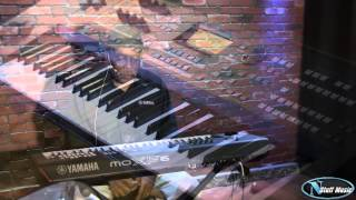 Yamaha MOXF6 61 Note MIDI Keyboard, an In-depth look with Phil Clendeninn