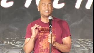 Stand Up Comedy by Jamie Cruz - Spanish Language Commercials